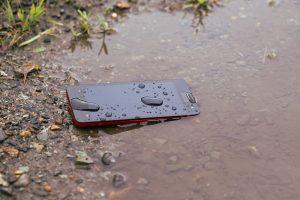 Wasserschaden beim Handy - Datenrettung in Berlin